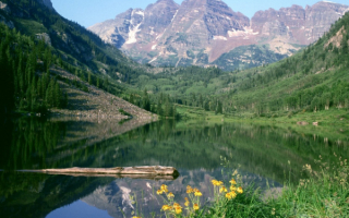 Горы в Колорадо