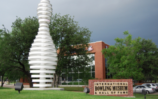 Музей боулинга в США