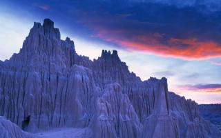 Горы Кордильеры в США