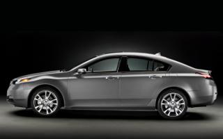 Новая Acura TL