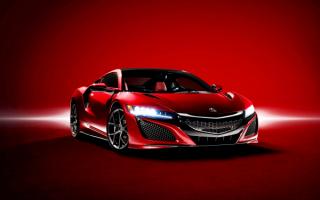 Аcura NSX 2016