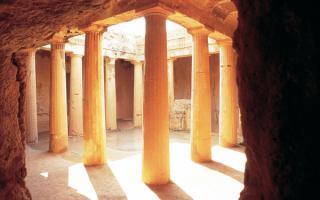 Памятники архитектуры Кипра