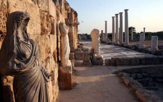 Древняя архитектура Кипра