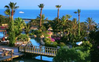 Кипрский оазис