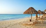 Пляж на морском песочке