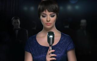 Марина Александрова в сериале Рожденная звездой