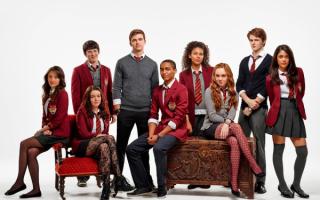 «Обитель Анубиса» - американо-английский подростковый мистический телесериал