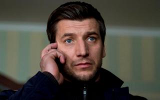 Александр Устюгов в сериале «Ментовские войны»