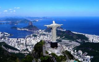 Столица XXXI Олимпийских Игр Рио-де-Жанейро