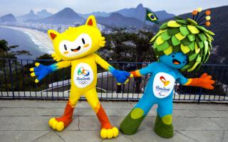 Талисманы Олимпийских игр в Рио-де-Жанейро Винисиус и Том