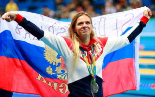 Юлия Ефимова завоевала серебряную медаль олимпиады 2016