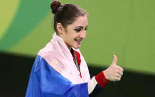 Алия Мустафина стала двукратной олимпийской чемпионкой