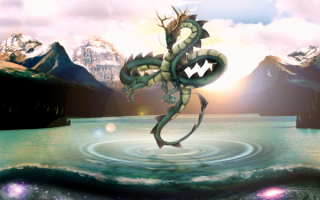 Озерное чудовище
