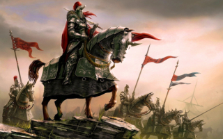 Рыцари фэнтези