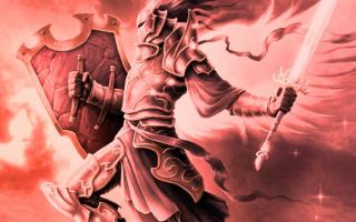 Рыцарь фэнтези