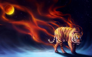 Тигр фэнтези