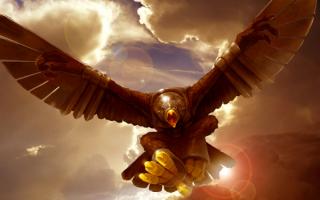 Фэнтези орел