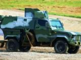 Легкий тактический бронеавтомобиль Скорпион.