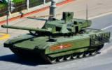 Российский танк Т-14 «Армата»