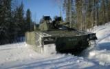 Шведская боевая машина пехоты
