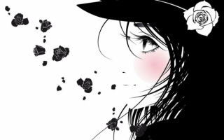 Эмо девушка