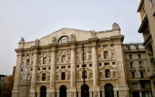 Дворец Медзанотте, Милан, Италия