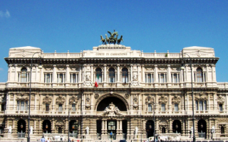 Дворец юстиции в Риме