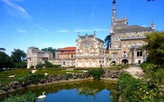 Королевский дворец Буссако, Португалия
