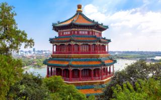 Летний дворец китайских императоров