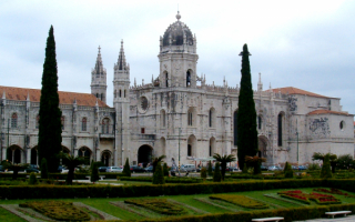 Ажуда — королевский дворец в Лиссабоне