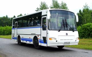 Bus KAVZ 4235 / Автобус КАВЗ 4235