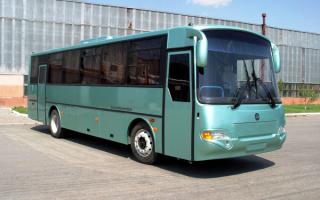 Bus KAVZ 4238 / Автобус КАВЗ 4238