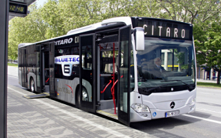 Bus Mercedes-Benz Citaro C / Автобус Мерседес-Бенц Citaro C