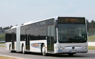 Bus Mercedes-Benz Citaro G / Автобус Мерседес-Бенц Citaro G
