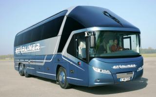 Bus Neoplan / Автобус Neoplan