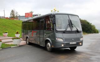Bus PAZ 320412 / Автобус ПАЗ-320412