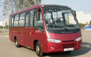 Bus PAZ Real / Автобус ПАЗ Реал