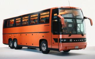 Bus Setra / Автобус Сетра