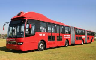 Bus Volvo 7300 / Автобус Вольво 7300