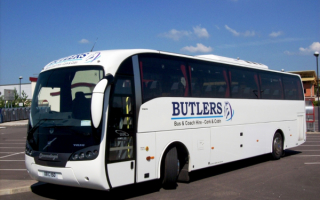 Bus Volvo B7R / Автобус Вольво B7R