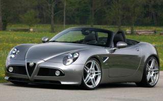 2011 Alfa Romeo 8C / Альфа Ромео 8C 2011