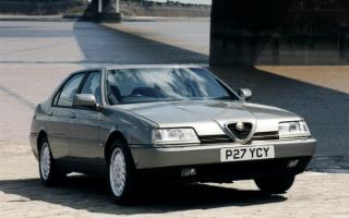 Alfa-Romeo-164 / Альфа Ромео 164