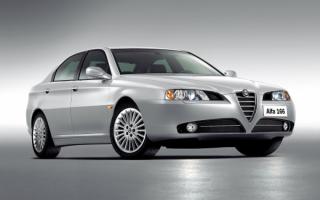 Alfa-Romeo-166 / Альфа Ромео 166