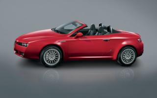 Alfa-Romeo convertible / Альфа Ромео кабриолет