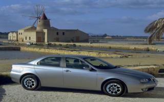 Alfa-Romeo-156 / Альфа Ромео 156