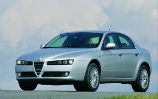 Alfa-Romeo-159 / Альфа Ромео 159