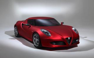 Alfa-Romeo-4C / Альфа Ромео 4С