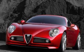 Alfa-Romeo-8C / Альфа Ромео 8С