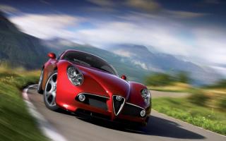 Alfa Romeo 8C / Альфа Ромео 8С