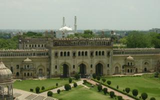 Лакхнау - столица штата Уттар-Прадеш в Индии